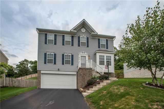 316 Summit Circle, Chartiers, PA 15342 (MLS #1365298) :: Keller Williams Pittsburgh