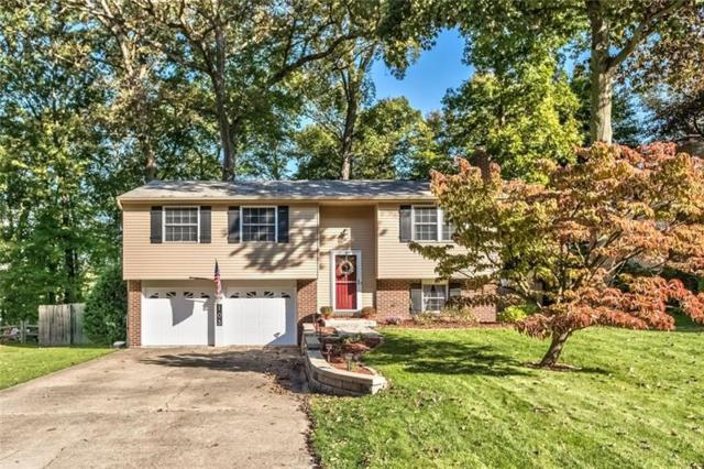 103 Valleyview Drive, Cranberry Twp, PA 16066 (MLS #1365529) :: Keller Williams Realty
