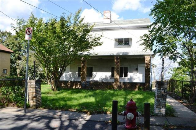 1719-1721 Arlington Ct, South Side, PA 15210 (MLS #1365820) :: Keller Williams Realty