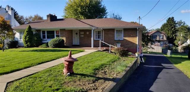 1916 Highland Ave, Irwin, PA 15642 (MLS #1365905) :: Keller Williams Realty