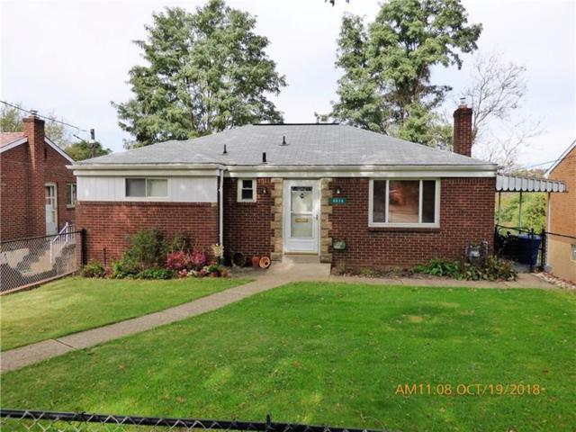 4914 Barberry St, Lincoln Place, PA 15207 (MLS #1367151) :: REMAX Advanced, REALTORS®