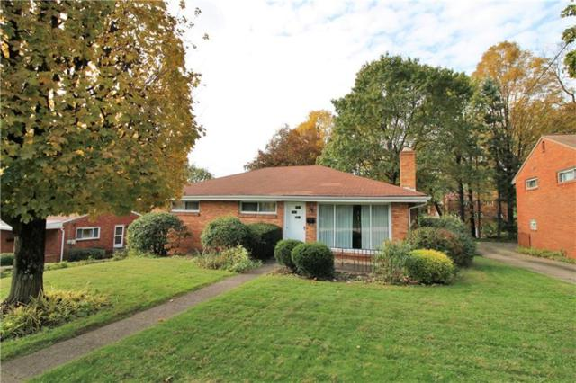 1361 Foxboro Dr, Monroeville, PA 15146 (MLS #1368557) :: Broadview Realty