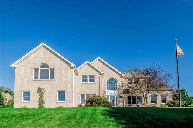 108 Doubletree Dr, Peters Twp, PA 15367 (MLS #1369217) :: Broadview Realty
