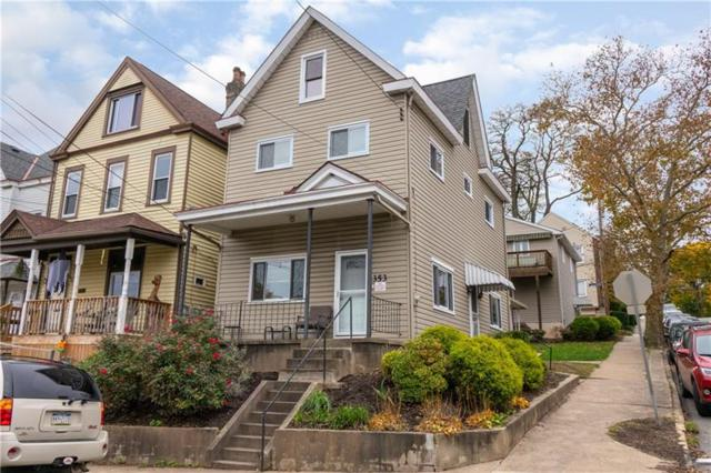 353 Hastings St, Point Breeze, PA 15206 (MLS #1369426) :: Keller Williams Pittsburgh