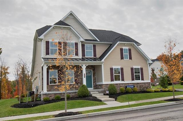 223 Bucktail Dr, Cranberry Twp, PA 16066 (MLS #1369535) :: Broadview Realty