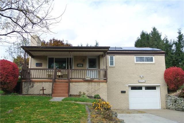 4719 Prescot Drive, Bethel Park, PA 15102 (MLS #1369709) :: Broadview Realty