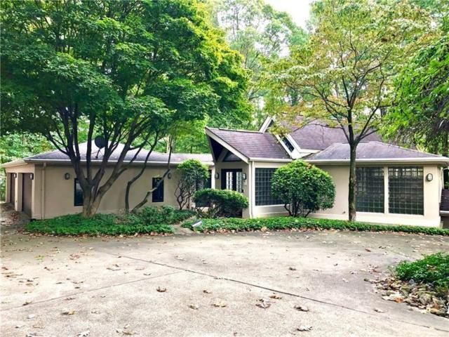 124 Lakeview Dr, Unity  Twp, PA 15601 (MLS #1370004) :: Broadview Realty