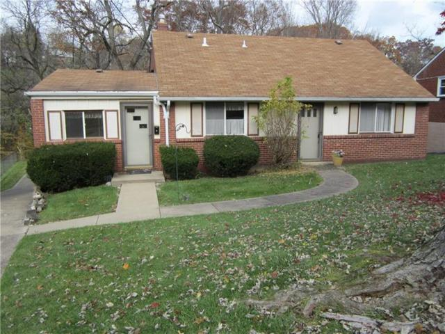 1126 Grouse Drive, Scott Twp - Sal, PA 15243 (MLS #1370207) :: Keller Williams Pittsburgh