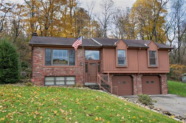 283 Church Hill Road, Peters Twp, PA 15367 (MLS #1370320) :: Keller Williams Pittsburgh
