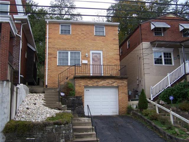 2721 Connecticut Avenue, Dormont, PA 15216 (MLS #1370328) :: Keller Williams Pittsburgh