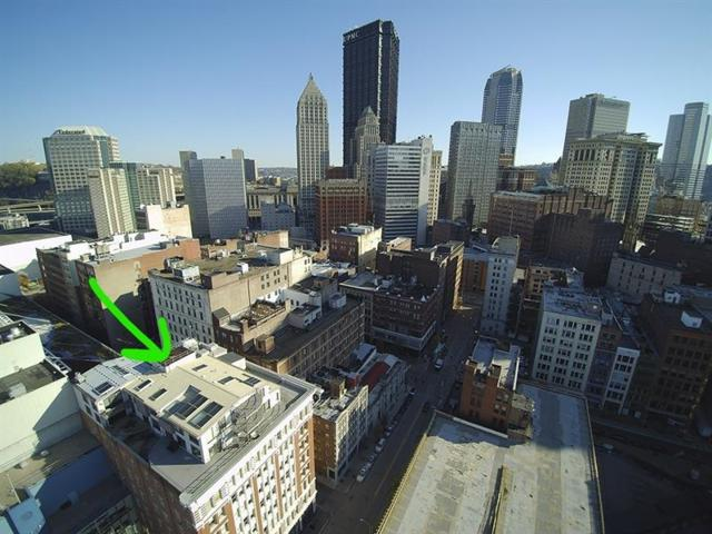 121 9th Street Penthouse #1, Downtown Pgh, PA 15222 (MLS #1371949) :: REMAX Advanced, REALTORS®