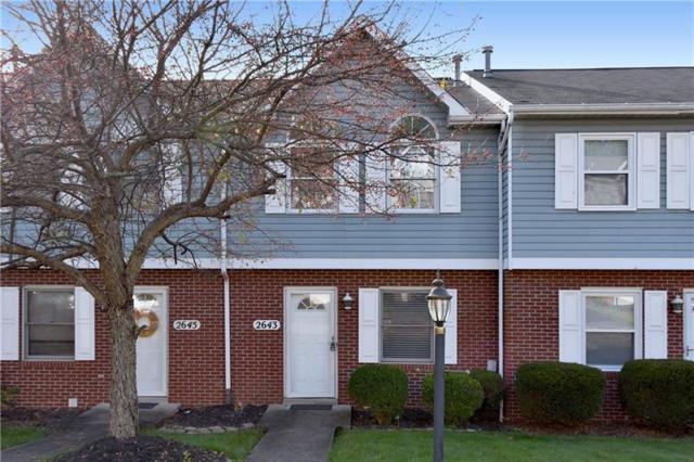 2643 Hawthorne Dr, North Fayette, PA 15071 (MLS #1372285) :: REMAX Advanced, REALTORS®