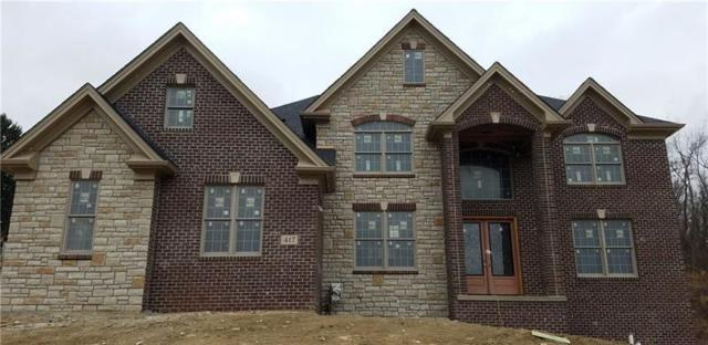 417 Forest Estates Drive, Upper St. Clair, PA 15241 (MLS #1372522) :: The SAYHAY Team