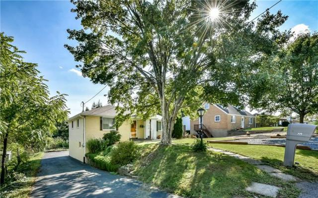 309 Iroquois Avenue, Mccandless, PA 15237 (MLS #1372532) :: Broadview Realty