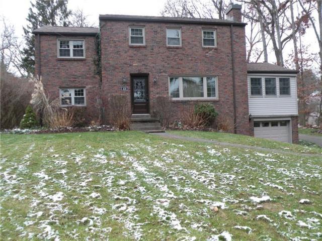 418 Sangree Road, Ross Twp, PA 15237 (MLS #1372723) :: Keller Williams Realty