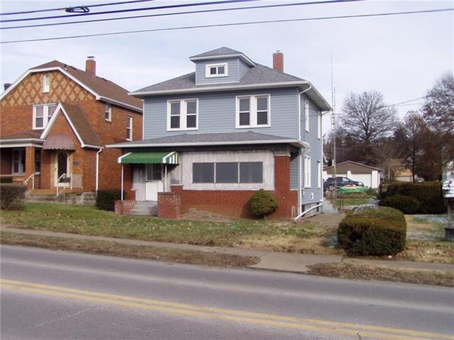 808 1st St, Canonsburg, PA 15317 (MLS #1373956) :: Keller Williams Realty