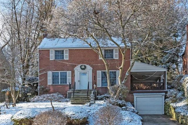 354 Orchard Dr, Mt. Lebanon, PA 15228 (MLS #1374020) :: Broadview Realty