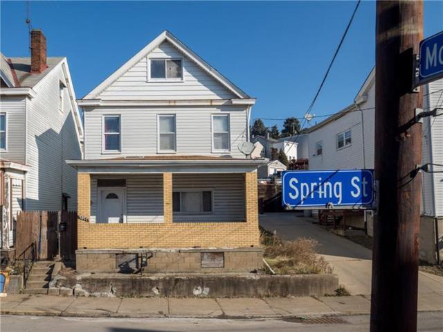 2027 Spring St, Arlington, PA 15210 (MLS #1374157) :: Broadview Realty