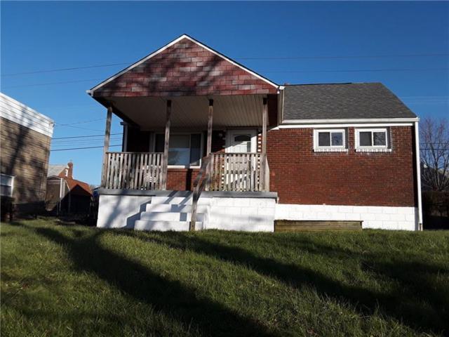 816 E Pittsburgh Mckeesport, N Versailles, PA 15642 (MLS #1374167) :: Broadview Realty