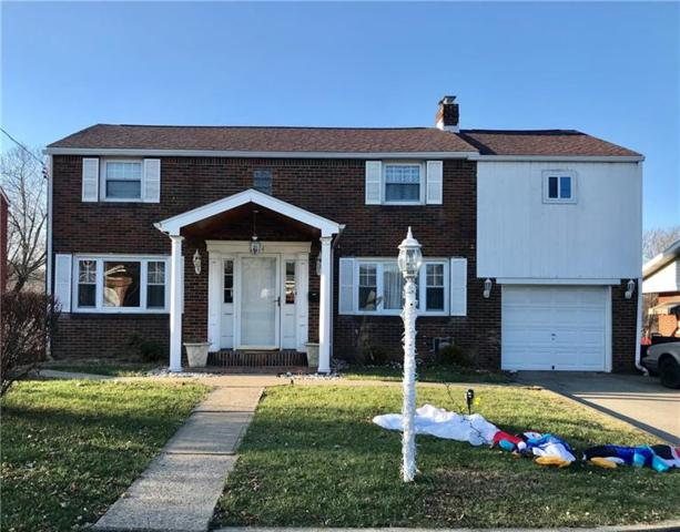 624 Douglas Ave, Elizabeth Twp/Boro, PA 15037 (MLS #1374172) :: Broadview Realty