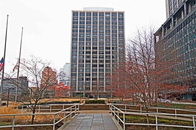 112 Washington Place 16-H, Downtown Pgh, PA 15219 (MLS #1374274) :: The SAYHAY Team