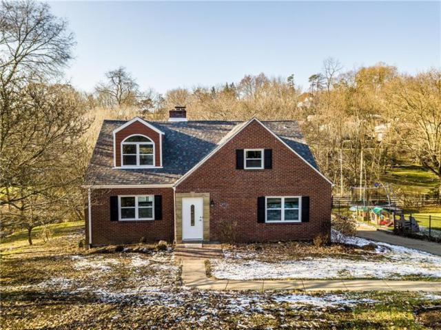 5670 Library Rd, Bethel Park, PA 15102 (MLS #1374415) :: The SAYHAY Team