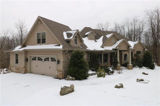 2341 South Ridge Drive, Hidden Valley, PA 15502 (MLS #1374445) :: Keller Williams Realty