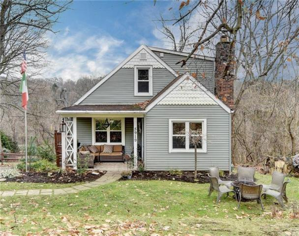 5919 Kings School Rd, Bethel Park, PA 15102 (MLS #1374552) :: The SAYHAY Team