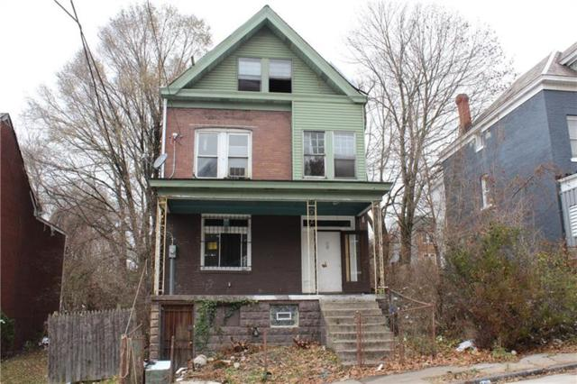 315 N Graham Street, Garfield, PA 15206 (MLS #1374632) :: Keller Williams Realty