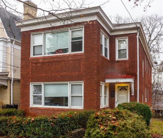 4027-4029 Windsor Street, Squirrel Hill, PA 15217 (MLS #1374680) :: REMAX Advanced, REALTORS®