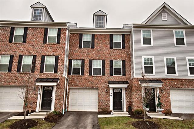 136 Watson Drive, Marshall, PA 15086 (MLS #1375800) :: Broadview Realty