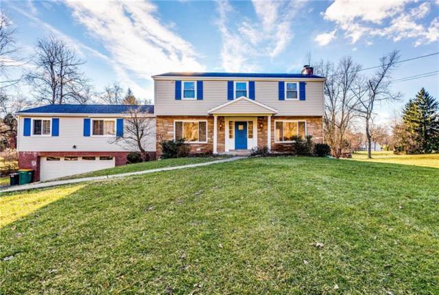 1601 Powers Run Rd, Fox Chapel, PA 15238 (MLS #1376215) :: Broadview Realty