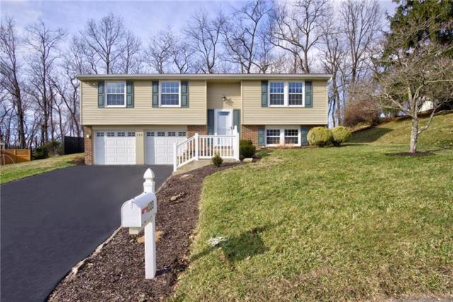 123 Carriage Hill Rd, Ross Twp, PA 15116 (MLS #1376629) :: The SAYHAY Team