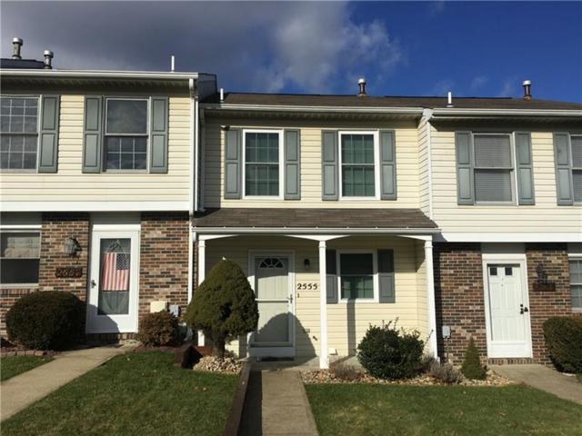 2555 Hawthorne Dr, North Fayette, PA 15071 (MLS #1378111) :: Broadview Realty