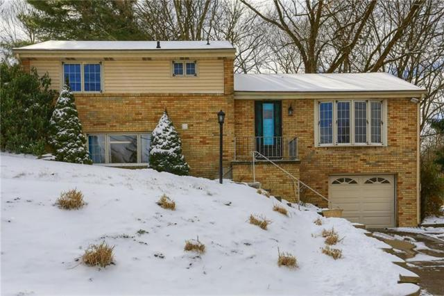 616 Willruth Dr, Shaler, PA 15101 (MLS #1378175) :: The SAYHAY Team