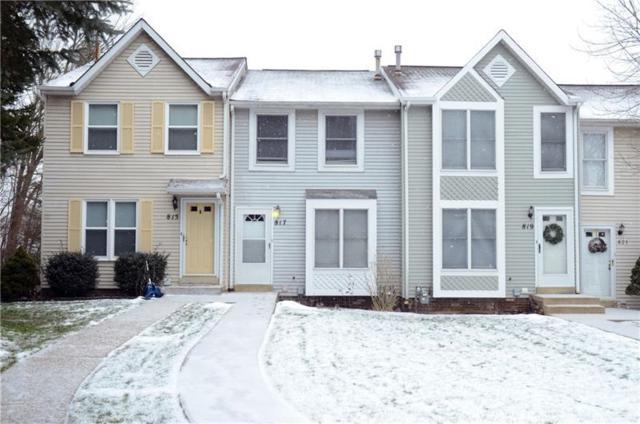 817 Elm Court, North Fayette, PA 15071 (MLS #1379245) :: REMAX Advanced, REALTORS®