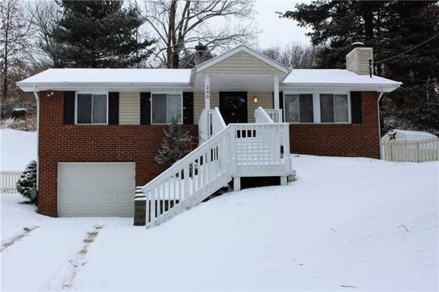 230 Pine Dr, Moon/Crescent Twp, PA 15108 (MLS #1379527) :: The SAYHAY Team