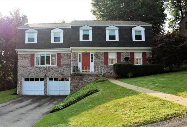 144 Hidden Valley Drive, West View, PA 15237 (MLS #1379623) :: Keller Williams Realty