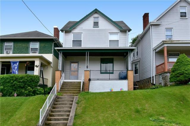 119 Frankfort Ave, West View, PA 15229 (MLS #1380027) :: Keller Williams Realty