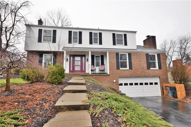 2180 Clairmont Dr, Upper St. Clair, PA 15241 (MLS #1380477) :: Broadview Realty