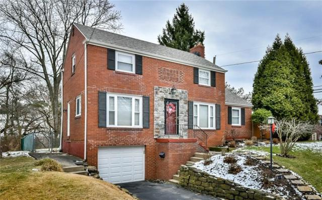 853 Vermont Ave, Mt. Lebanon, PA 15234 (MLS #1380820) :: Broadview Realty