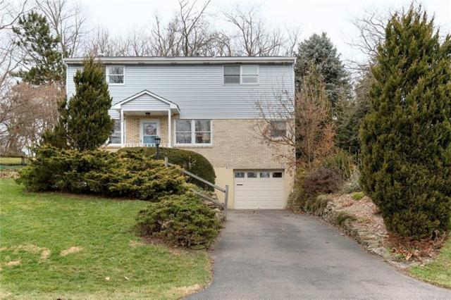 228 Coral Dr, Upper St. Clair, PA 15241 (MLS #1380901) :: Broadview Realty