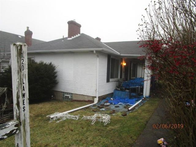 120 Lameisa St, Shaler, PA 15223 (MLS #1381017) :: Keller Williams Realty
