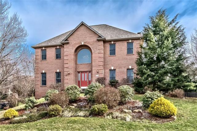 443 Settlers Village Circle, Cranberry Twp, PA 16066 (MLS #1381019) :: Keller Williams Realty