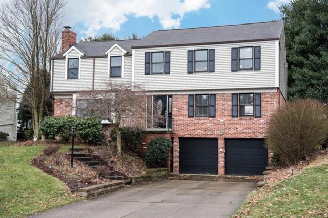 911 Summit Drive, Marshall, PA 15090 (MLS #1381128) :: Keller Williams Realty