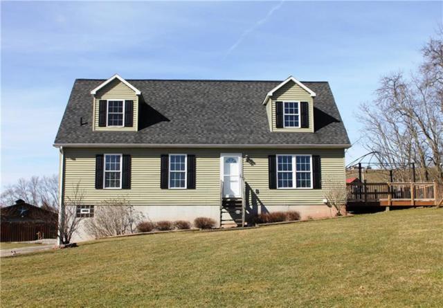 1370 Oak Lake Road, Upper Burrell, PA 15613 (MLS #1381339) :: Keller Williams Realty