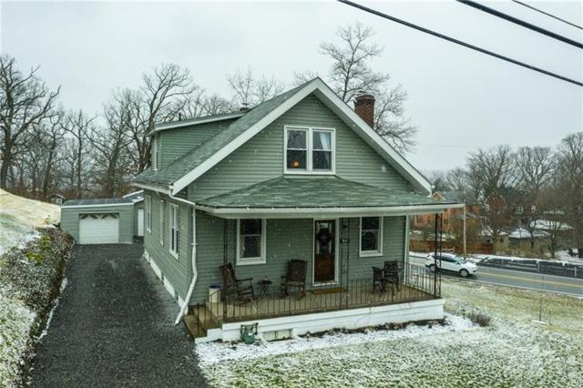 1502 Zeuger St, Shaler, PA 15116 (MLS #1381411) :: The SAYHAY Team