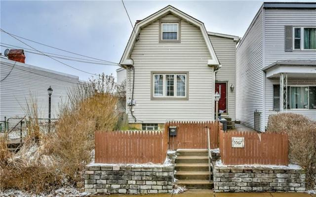 5567 Camelia St, Stanton Heights, PA 15201 (MLS #1381460) :: REMAX Advanced, REALTORS®