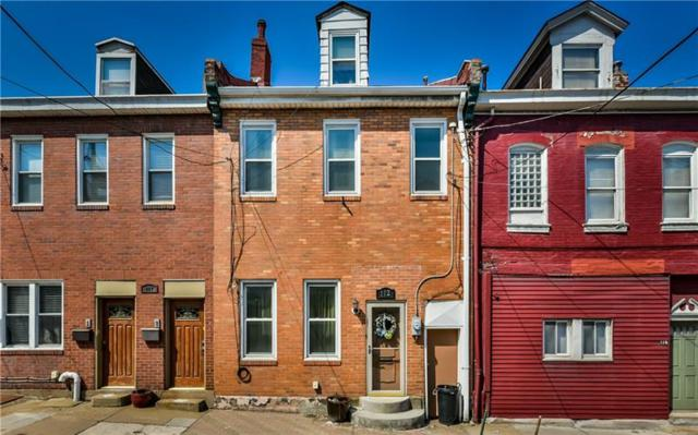 112 S 12th Street, South Side, PA 15203 (MLS #1382518) :: Broadview Realty