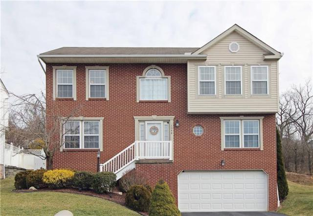 1348 Lucia Drive, Canonsburg, PA 15317 (MLS #1382749) :: Keller Williams Realty